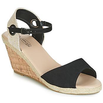 Sapatos Mulher Sandálias Spot on F2265 Preto