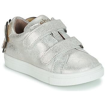 Sapatos Rapariga Sapatilhas Acebo's BAMBU Bege