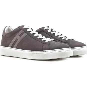 Sapatos Homem Sapatilhas Hogan HXM3650J960I7PB414 grigio