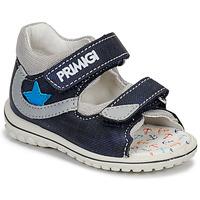 Sapatos Rapaz Sandálias Primigi (enfant) 3377611 Azul