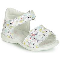 Sapatos Rapariga Sandálias Primigi 3407033 Branco