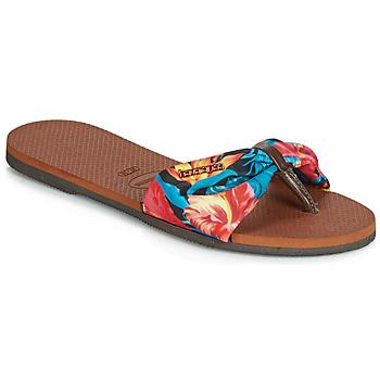 Sapatos Mulher Chinelos Havaianas YOU SAINT TROPEZ Florido