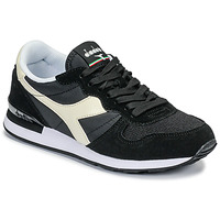 Sapatos Sapatilhas Diadora CAMARO Preto / Branco