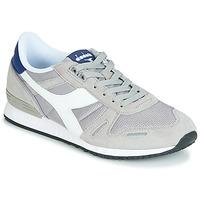 Sapatos Homem Sapatilhas Diadora TITAN II Cinza / Azul