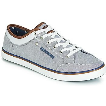 Sapatos Homem Sapatilhas Redskins GALETI Cinza / Branco
