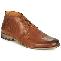 Sapatos Homem Botas baixas Kost SARRE 1 Conhaque