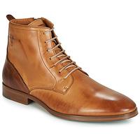Sapatos Homem Botas baixas Kost NICHE 39 Conhaque