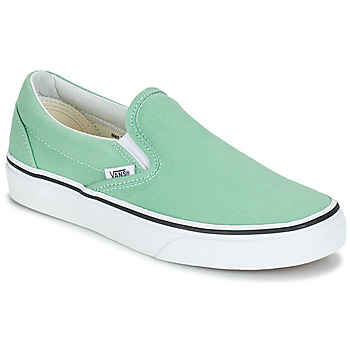 277488d9c Sapatos Mulher Slip on Vans CLASSIC SLIP-ON Verde. Guardar. Saldos