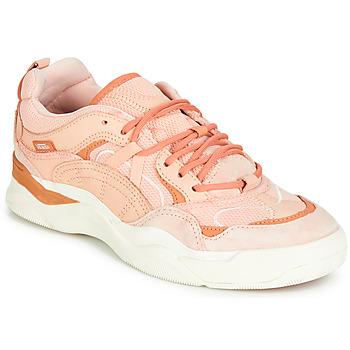 Sapatos Mulher Sapatilhas Vans VARIX WC Rosa