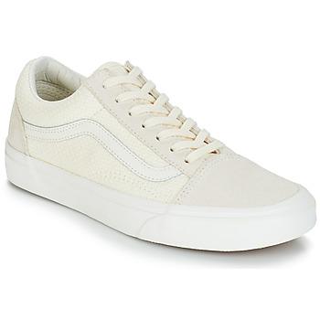 Sapatos Mulher Sapatilhas Vans OLD SKOOL Bege