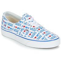 Sapatos Mulher Sapatilhas Vans ERA Branco / Azul