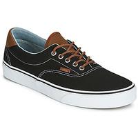 Sapatos Homem Sapatilhas Vans ERA 59 Preto