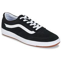 Sapatos Homem Sapatilhas Vans CRUZE Preto