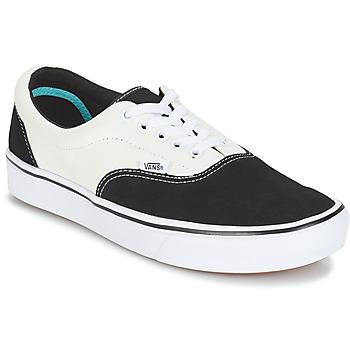 Sapatos Homem Sapatilhas Vans COMFYCUSH ERA Preto / Branco