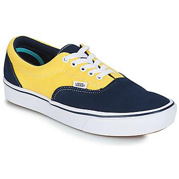 Sapatos Homem Sapatilhas Vans COMFYCUSH ERA Azul / Amarelo