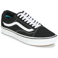 Sapatos Sapatilhas Vans COMFYCUSH OLD SKOOL Preto / Branco