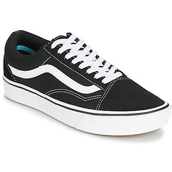 3f4b1c24ab1 Sapatos Sapatilhas Vans COMFYCUSH OLD SKOOL Preto   Branco