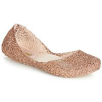 Sapatos Mulher Sabrinas Melissa CAMPANA PAPEL VII Ouro