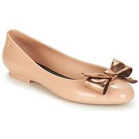 Sapatos Mulher Sabrinas Melissa DOLL III Bege / Bronze