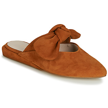 Sapatos Mulher Chinelos Fericelli JILONIE Camel
