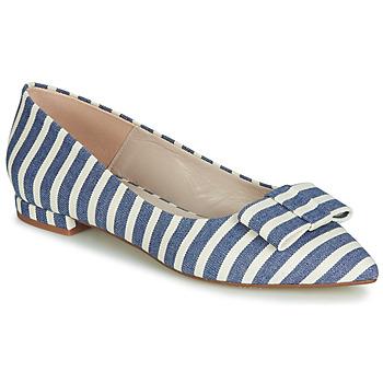 Sapatos Mulher Sabrinas Fericelli JILONOU Azul / Branco