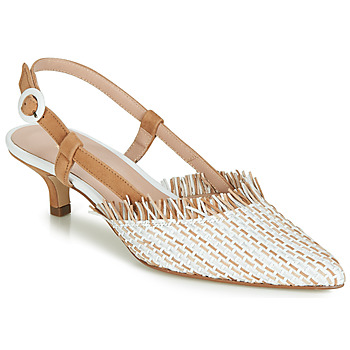 Sapatos Mulher Escarpim Fericelli JOLOIE Bege