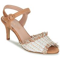 Sapatos Mulher Sandálias Fericelli JAJILOU Bege