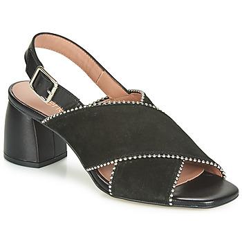 Sapatos Mulher Sandálias Fericelli JARIANI Preto
