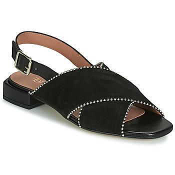Sapatos Mulher Sandálias Fericelli JANELLE Preto