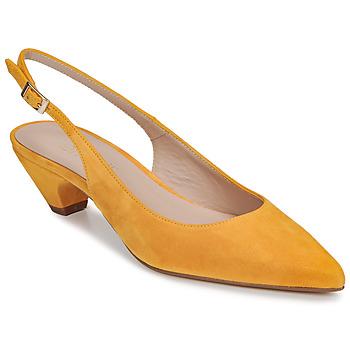 Sapatos Mulher Escarpim Fericelli JEYONCE Amarelo
