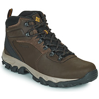 Sapatos Homem Sapatos de caminhada Columbia NEWTON RIDGE PLUS II WATERPROOF Castanho