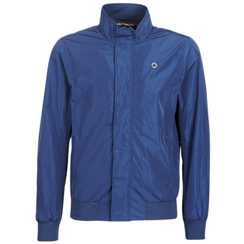 Textil Homem Jaquetas Scotch & Soda AMS BLAUW SIMPLE HARRINGTON JACKET Marinho