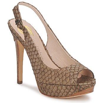 Sapatos Mulher Sandálias House of Harlow 1960 NADYA Castanho