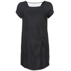 Textil Mulher Vestidos curtos One Step REVA Preto