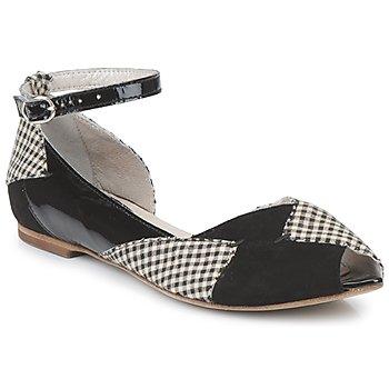 Sapatos Mulher Sabrinas Mosquitos DELICE Preto