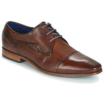 Sapatos Homem Sapatos Bugatti TROISKATR Castanho