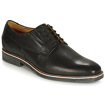 Sapatos Homem Sapatos Bugatti TOUZEN Preto