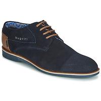 Sapatos Homem Sapatos Bugatti TOUZETTE Azul