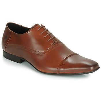 Sapatos Homem Richelieu Carlington ETIPIQ Conhaque