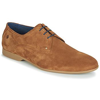 Sapatos Homem Sapatos Carlington EMILAN Castanho