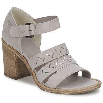 Sapatos Mulher Sandálias OXS ERABLI Cinza