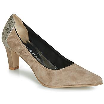 Sapatos Mulher Escarpim Myma ELEGANCY Bege