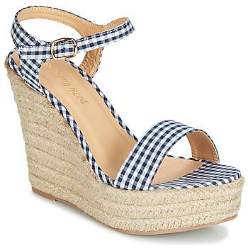 Sapatos Mulher Sandálias Moony Mood IPALA Azul