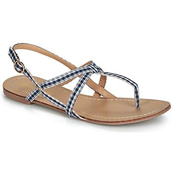 Sapatos Mulher Sandálias Moony Mood JEKERINE Azul