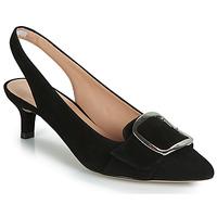 Sapatos Mulher Escarpim Unisa JALIS Preto