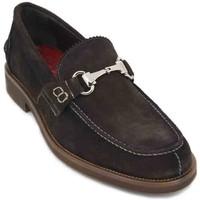 Sapatos Homem Mocassins Luis Gonzalo 7599H Zapatos de Hombre castanho
