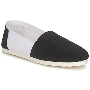 Sapatos Slip on Art of Soule 2.0 Preto / Branco