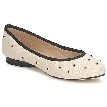Sapatos Mulher Sabrinas Kat Maconie DELILAH Branco / Preto