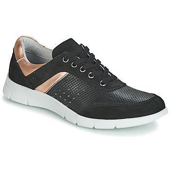 Sapatos Mulher Sapatilhas Yurban JEBELLE Preto