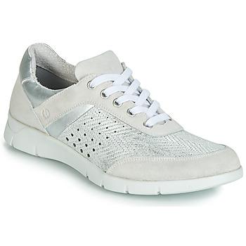 Sapatos Mulher Sapatilhas Yurban JEBELLE Cinza